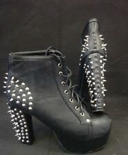 Platforms & Wedges Standard (D) Lace Up Boots for Women