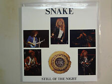 WHITESNAKE:Still Of The Night-U.S. LP PCV,Live Battle Creek Mich. July 26-1987