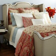 NIP Ralph Lauren Mirabeau Paisley King Duvet Cover Set 4pc