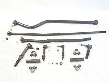 drag link tie rod ends sleeves sway bar links track bar 94-97 Ram 2500 3500 4WD