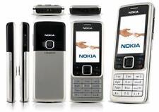 Nokia 6300 Schwarz Silber NEU Handy OHNE SIMLOCK  Neu