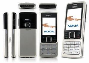 Nokia 6300 Schwarz Silber Handy OHNE SIMLOCK Top