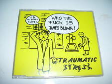 TRAUMATIC STRESS - WHO THE FUCK IS JAMES BROWN maxi cd