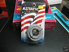 ASATIC RG8X Coax 18 ft -95% Grey with PL259 Connectors