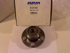 Brand New Dura International 295-12154 Axle Bearing and Hub Assembly