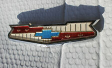 1956 Chevy Bel Air 210 NOS Hood Emblem 3722231