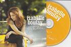 CD CARTONNE CARDSLEEVE ISABELLE BOULAY TON HISTOIRE 2T DE 1998 !!!