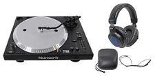 Numark NTX1000 Professional High-Torque Direct Drive DJ Turntable+Headphones