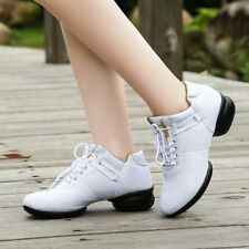 New Women's Fashion Net Mesh Surface Breathable Jazz Dance Shoes Casual Sneakers