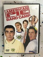 American Pie Presents Band Camp DVD Spagnolo Inglese Portuguese Am