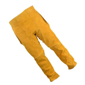 Welding Trousers Soldering Protective Clothing Thick Welding Pants