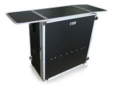 Tisch Theke zusammenklappbar Werbestand Messe DJ Flightcase Info Case *Retoure*