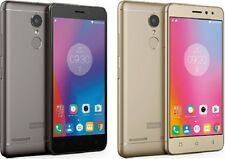 Lenovo K6 Power 4G Gold/Grey 32GB|3GB RAM|13MP|8MP|4000mAh Sealed Pack