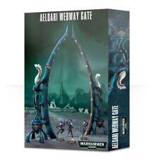Aeldari Webway Gate Eldar Harlequins Warhammer 40K NIB Flipside