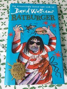 Ratburger by David Walliams (Hardcover, 2012)