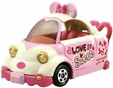 Tomica Disney Motors tap Minnie Mouse White Day Edition by TOMY