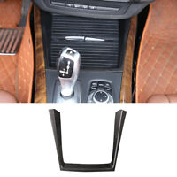 Carbon Fiber Style For BMW X5 E70 2008-2013 Water Cup Holder Cover