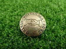 More details for vintage rare whitehall hiking club pin badge