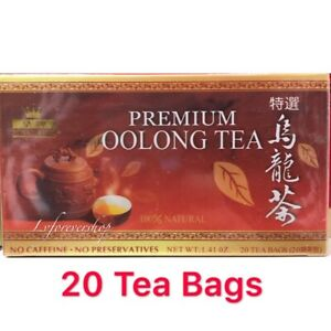 Royal King Premium Oolong Weight Loss Tea (20 Tea bags ) 100% Natural-US SELLER