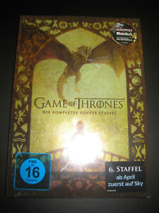 Games of Thrones Staffel 5