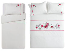 Polyester Rose Contemporary Bedding Sets & Duvet Covers