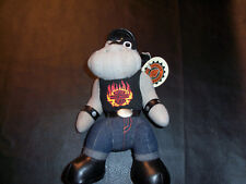 Harley Davidson Motorcycles Plush Bulldog Mascot  Play by Play Boots/Cap