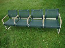 KI ROSE TANDEM MESH SLING SEATING SEATS CHAIRS PUBLIC POOL BENCH
