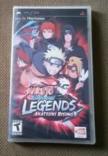 Naruto Shippuden Legends: Akatsuki Rising (Sony PSP, 2009)