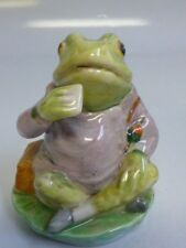 Beatrix Potter Mr. Jeremy Fisher Figurine By Beswick BP-3b