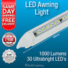 Caravan Awning LED Strip Lamp 1000 Lumens Downward Light 12V NEW