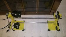 3 Rod Dryer Drying 6 Rpm Rod Building Rollers Supports Wrapping 220-240V Uk Aust