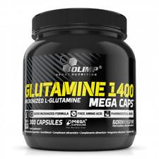 GLUTAMINE MEGA CAPS OLIMP SPORT NUTRITION 300 CAPS