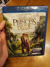 The Princess Bride Blu Ray+Digital Hd Copy Disc Film Movie Read