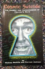SIGNED book Cosmic Suicide: Heaven's Gate suicide cult true crime flying saucers