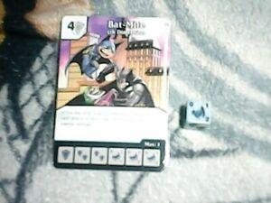 DC Universe Dice Masters Worlds Finest Promo Bat Mite w/die