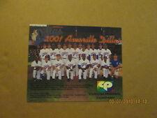 Amarillo Dillas Vintage Defunct Circa 2001 Color 8 x10 Baseball Team Photo
