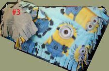 Baby Quilt-Handmade-New Born-Fleece