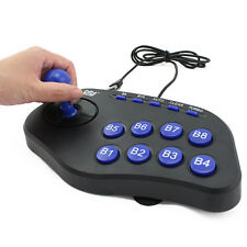 USB 2.0 MAME Arcade-game Joystick Controller Gamepad Shock Rocker For PC Laptop
