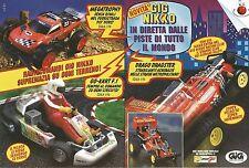 X1631 Gig Nikko - Piste di tutto il mondo - Pubblicità del 1994 - Vintage advert