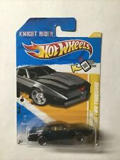 K.I.T.T: Knight Industries Two Thousand 2012 New Models Knight Rider Hot Wheels