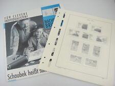 Schaubek Havana 1993 Hingeless Album Supplement Scarce 945n93 NIP