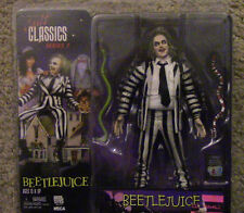 "NECA CULT CLASSICS SERIES 7 BEETLEJUICE 7"" ACTION FIGURE NEW 60710"