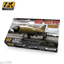 Avion de chasse Soviétique MiG-21PFM - Kit AK Interactive 1/48 n° 148003