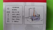 DETECTEUR  de MOUVEMENT 10m 140°  IP54 ; 10min 1000W LUXOMAT LC-CLICK-N 140 Noir
