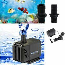 Aquarium Submersible Water Pump Fish Tank Hydroponic Pond Fountain Sump Pumps Us