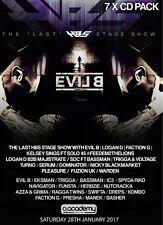 Evil B & B Live - Birthday Bash 2017-   (EVILB17)