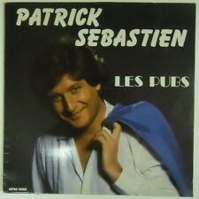 Patrick Sebastien -  les Pubs - Vinyl 33 Tours