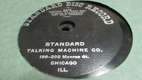 COLLINS & HARLAN STANDARD DISC 78 RPM RECORD 475 JUST HELP YOURSELF