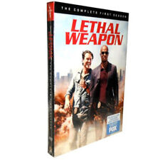 Lethal Weapon: The Complete First Season 1(DVD, 2017, 4-Disc Box Set)