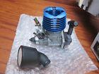 Megatech MTC4604 M-16 engine w/ rotary carb and std crankshaft